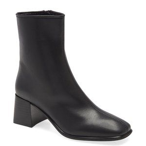 Jeffrey Campbell Troye Square Toe Bootie s…